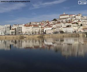 Coimbra, Portugal puzzle