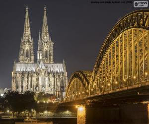 Cologne Cathedral, Germany puzzle