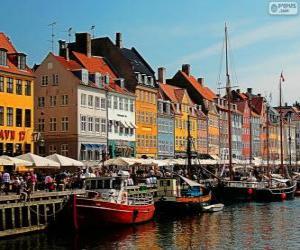 Copenhagen, Denmark puzzle