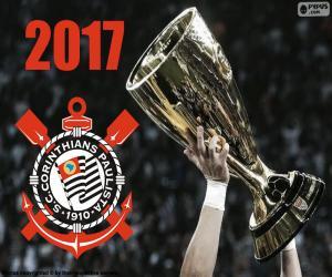 Corinthians, Brasileirão 2017 puzzle