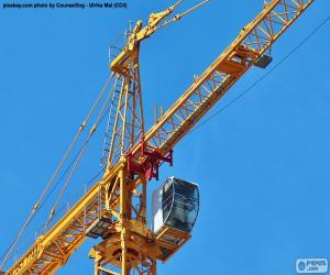 Crane Tower puzzle