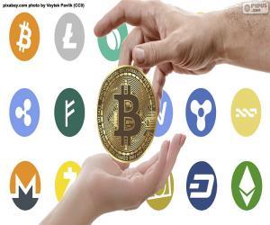 Cryptocurrencies puzzle
