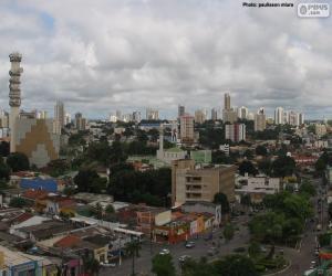 Cuiabá, Brazil puzzle