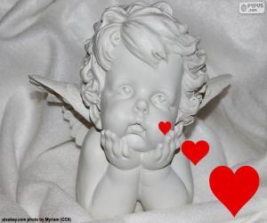 Cupid in love puzzle
