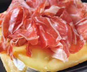 Cured Ham puzzle
