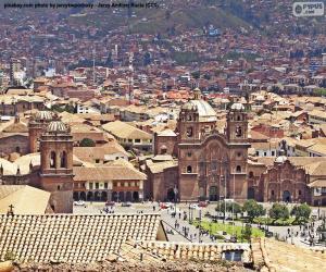 Cusco, Peru puzzle