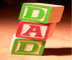 Dad puzzle