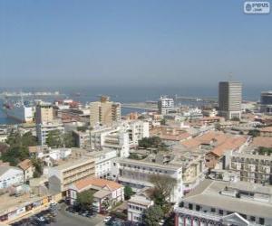 Dakar, Senegal puzzle