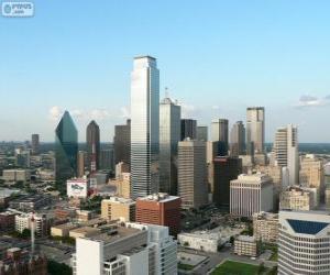 Dallas, United States puzzle