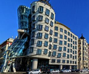 Dancing House, Prague puzzle
