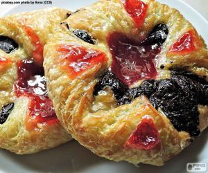 Danish pastry puzzle