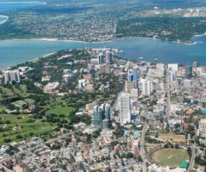 Dar es Salaam, Tanzania puzzle