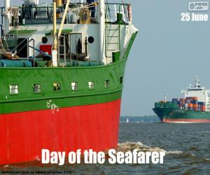 Day of the Seafarer puzzle