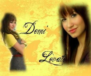 Demi Lovato, Camp Rock puzzle