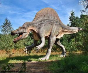 Dinosaur T-Rex puzzle