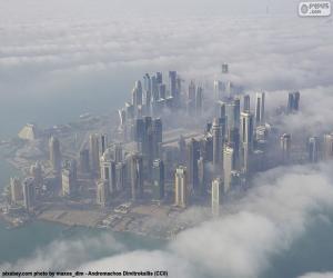 Doha, Qatar puzzle