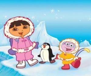 Dora The Explorer Puzzles Amp Jigsaw 2