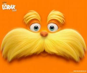 Dr. Seuss' The Lorax puzzle