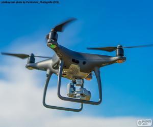 Drone puzzle