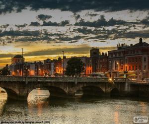 Dublin, Ireland puzzle