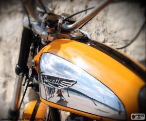Ducati Scrambler 1966 puzzle
