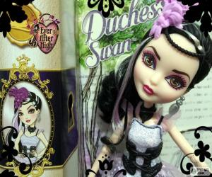 Duchess Swan Ever After High puzzle