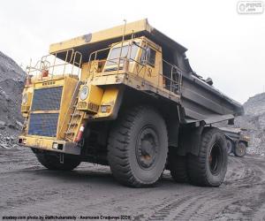 Dumper Truck puzzle