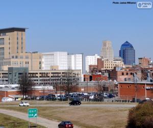 Durham, United States puzzle