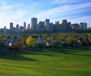 Edmonton, Canada puzzle