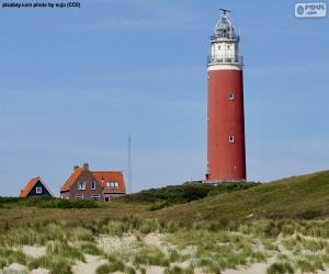 Eierland lighthouse puzzle
