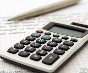 Electronic pocket calculator puzzle