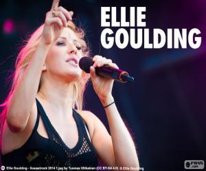 Ellie Goulding puzzle
