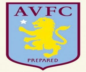 Emblem of Aston Villa F.C. puzzle