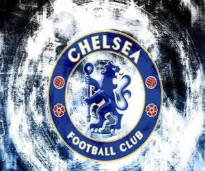 Emblem of Chelsea F.C. puzzle
