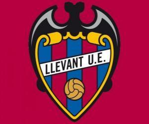 Emblem of Levante UD puzzle