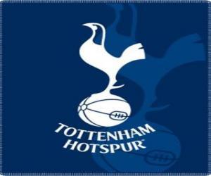 Emblem of Tottenham Hotspur F.C. puzzle
