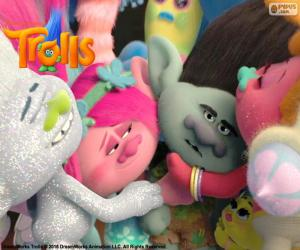 Embraced Trolls puzzle