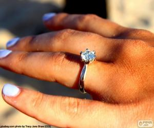Engagement ring puzzle