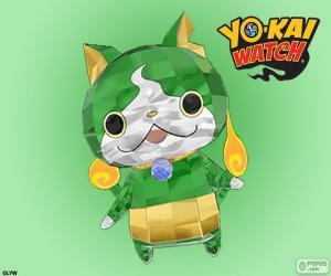 Esmenyan, Yo-Kai Watch puzzle