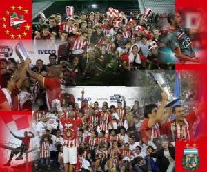 Estudiantes de La Plata - Apertura Championship 2010 in Argentina puzzle