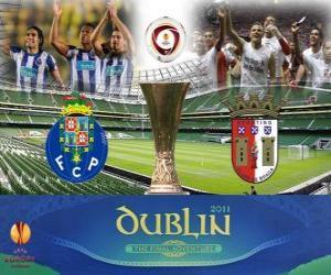 Europe League Final 2010-11 Porto vs Braga puzzle