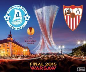 Europe League Final 2014-2015 puzzle