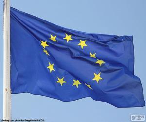 European flag puzzle