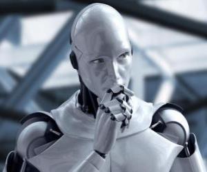 Extraterrestrial robot puzzle