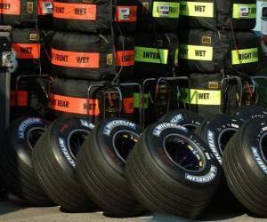 F1 Tyres puzzle