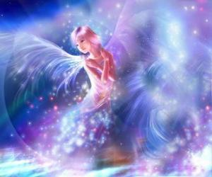 Fairy, resplendent puzzle