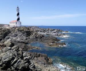 Favàritx Lighthouse puzzle