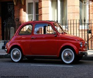 Fiat 500 (1957-1975) puzzle