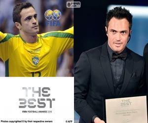 FIFA Award honorary 2016 puzzle