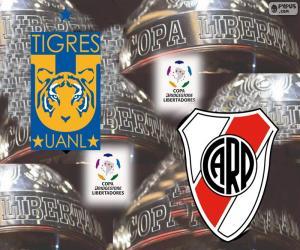 Final Copa Libertadores 2015 puzzle